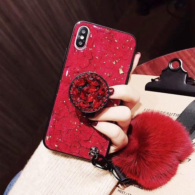Bling And Shine iPhone Case