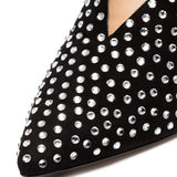 Pointed Toe Party Wear Pumps