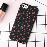 Floral Paint Flower iPhone Case