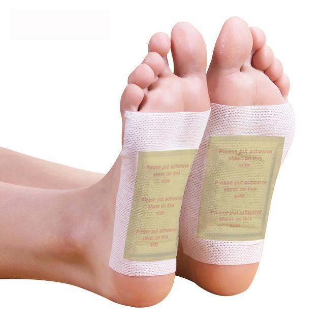 Detox Slimming Foot Patch Care Tool