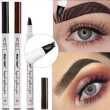 4 Head Sketch Liquid Eyebrow Pencil