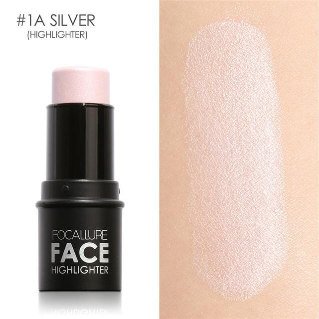 Glitter Creamy Waterproof Face Highlighter