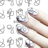 Nail Art Paper Decoration Sticker