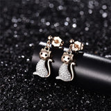 Cute Caty Elegant Earrings