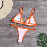 Low Waist Bikini Set