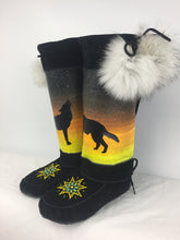 Night Wolf Mukluks