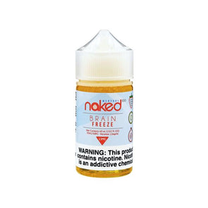 Brain Freeze - Naked100 Menthol