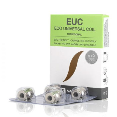 Vaporesso EUC Traditional 0.4ohm Coil Without Sleeve (5-pack)
