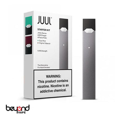 Juul Starter Kit (Includes 2 Pods)