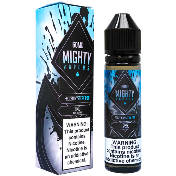 Frozen Mystery Pop by Mighty Vapors 60ml