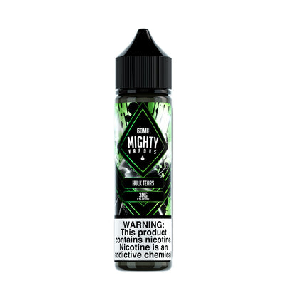 Hulk Tears by Mighty Vapors 60ml