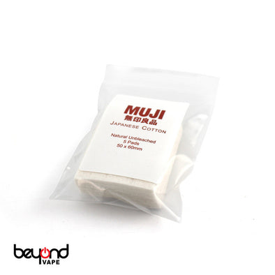 Muji Japanese Organic Cotton (5-pack)