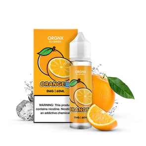 Orange Ice by Orgnx 60ml