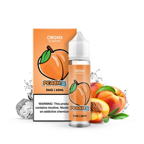 Peach Ice by Orgnx 60ml