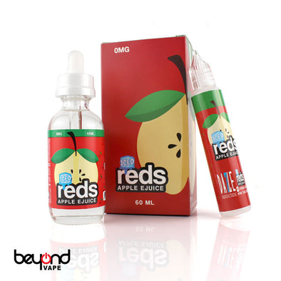 Reds Ejuice Apple Iced
