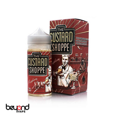 The Custard Shoppe - Raspberry