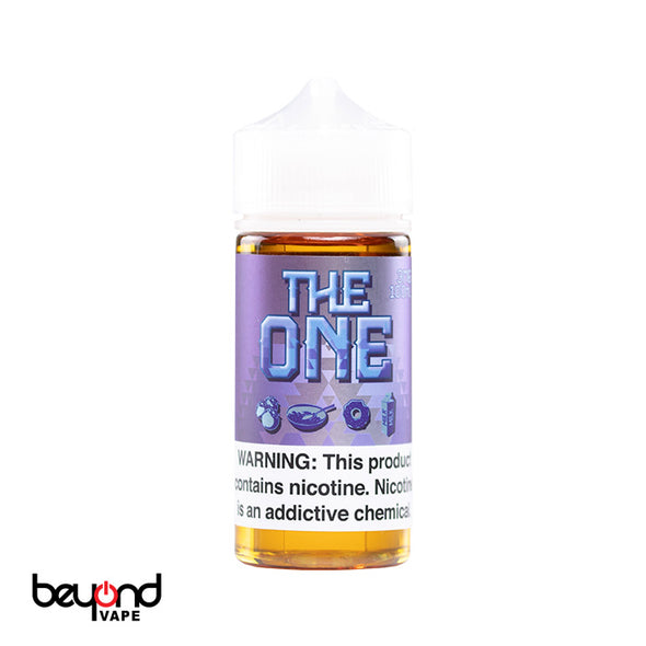 The One Blueberry by Beard Vape Co. 100mL