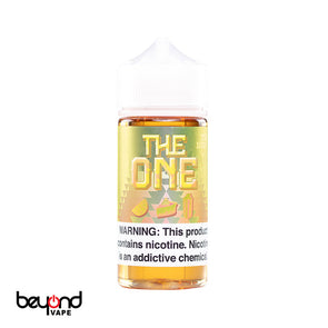 The One Lemon by Beard Vape Co. 100mL