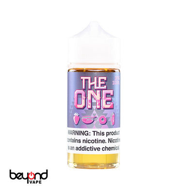 The One Strawberry by Beard Vape Co. 100mL