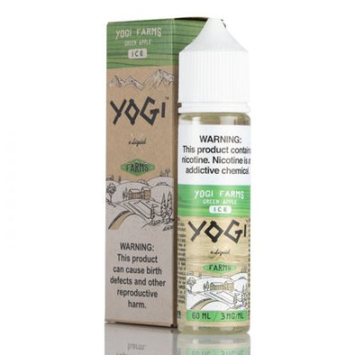 Green Apple Ice by Yogi 60ml