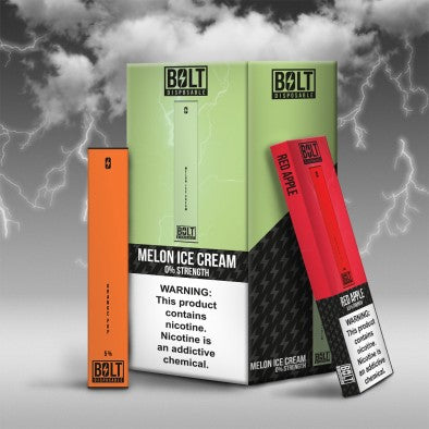 Bolt Disposable-10 Flavors