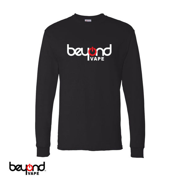 Beyond Vape Logo Long Sleeve Shirt