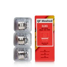 Vaporesso QF Meshed 0.2ohm Coil (3-pack)