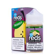Reds Ejuice Berries Iced 60mL
