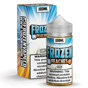 Frozen Peach by Frozen Vape Co. 100ml