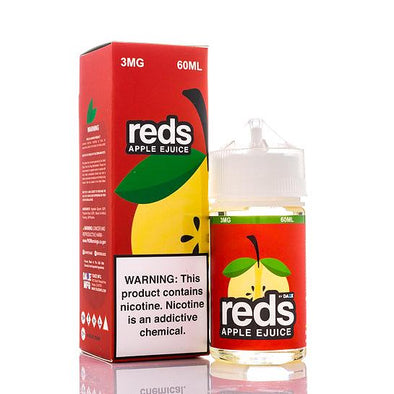 Reds Apple by 7 Daze 60ml