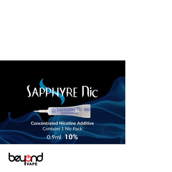 Sapphyre Vape Pure Nicotine Pouches