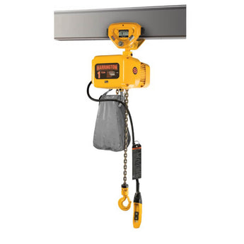 NERP Electric Chain Hoist - Push Trolley