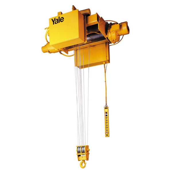 Yale Cable King Wire Rope Hoist