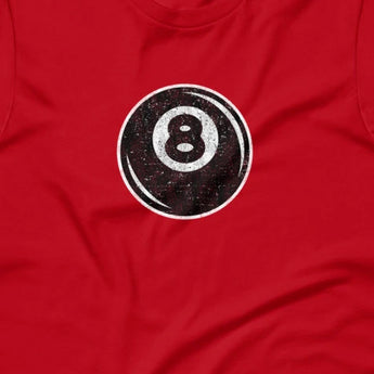 8-Ball Short-Sleeve Unisex T-Shirt