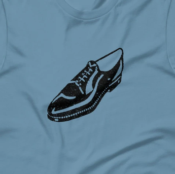 """Shoe"" Short-Sleeve Unisex T-Shirt"