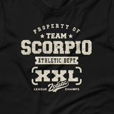 Zodiac Scorpio Athletic Dept. Short-Sleeve Unisex T-Shirt