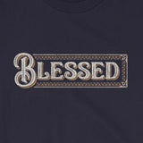 Blessed Christian Faith Short-Sleeve Unisex T-Shirt