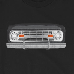 Iconic Bronco Grill Short-Sleeve Unisex T-Shirt