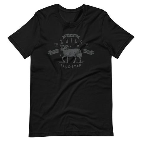 Zodiac Aires Athletic Dept. Short-Sleeve Unisex T-Shirt