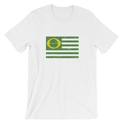 Ecology Flag Environmental Activist Unisex T-Shirt