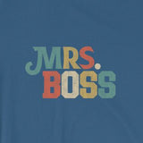 Mrs. Boss Short-Sleeve Unisex T-Shirt