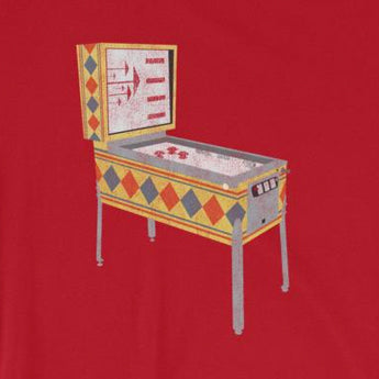 Pinball Machine Arcade Game Short-Sleeve Unisex T-Shirt
