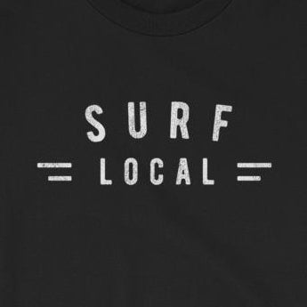 Surf Local Short-Sleeve Unisex T-Shirt