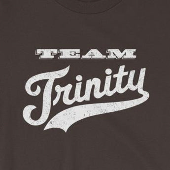 Team Trinity Christian Gift Short-Sleeve Unisex T-Shirt