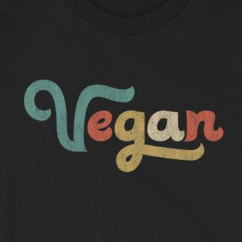Proud Vegan Short-Sleeve Unisex T-Shirt