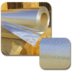 Arctic Shield Insulation - Protects and seals