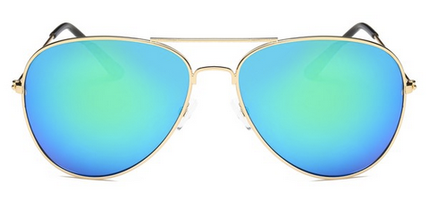 Sunglasses - Blue Aviator