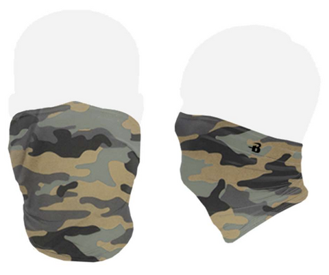 Performance Gaiter Mask - Dusty Camo