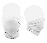 Performance Gaiter Mask - White