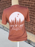 Land of Lakes Tee